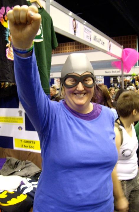 A new Member of the Aquabats. (The Aquabats Supershow)