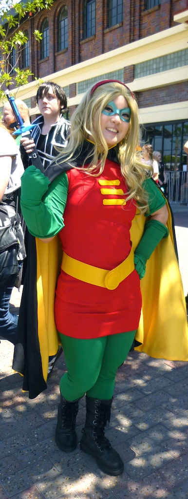 Robin (Stephanie Brown), DC Comics.