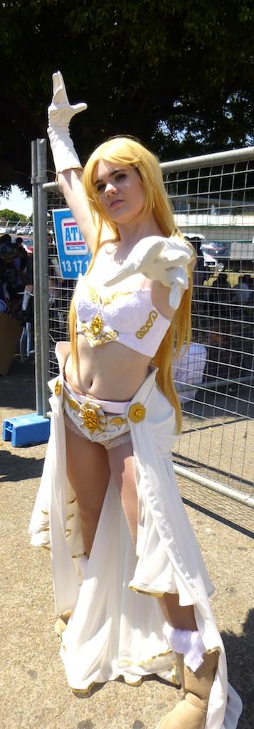 Janna, League of Legends.