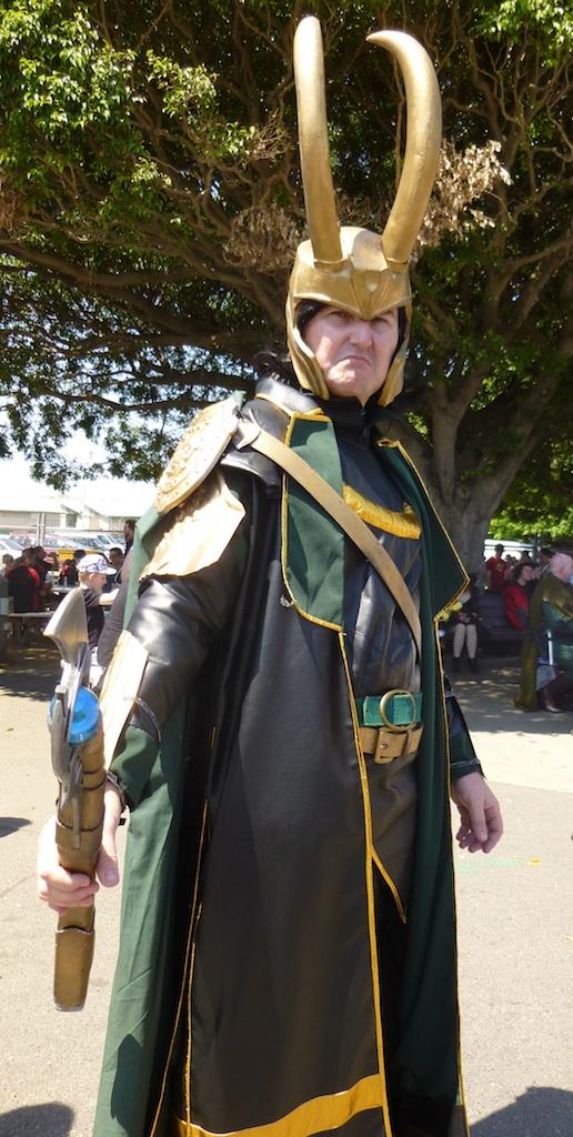Loki, Marvel Comics