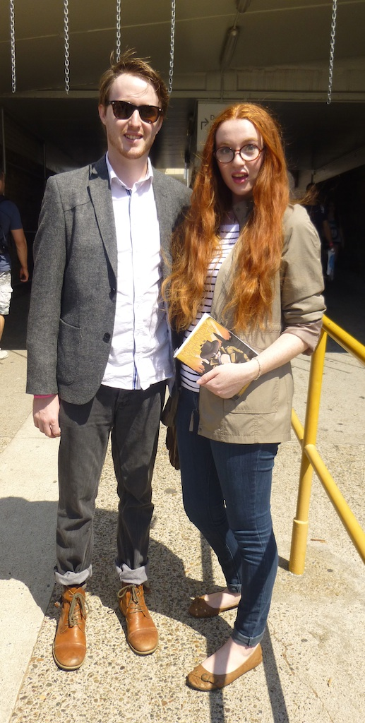 Rory and Amy Pond, Doctor Who.