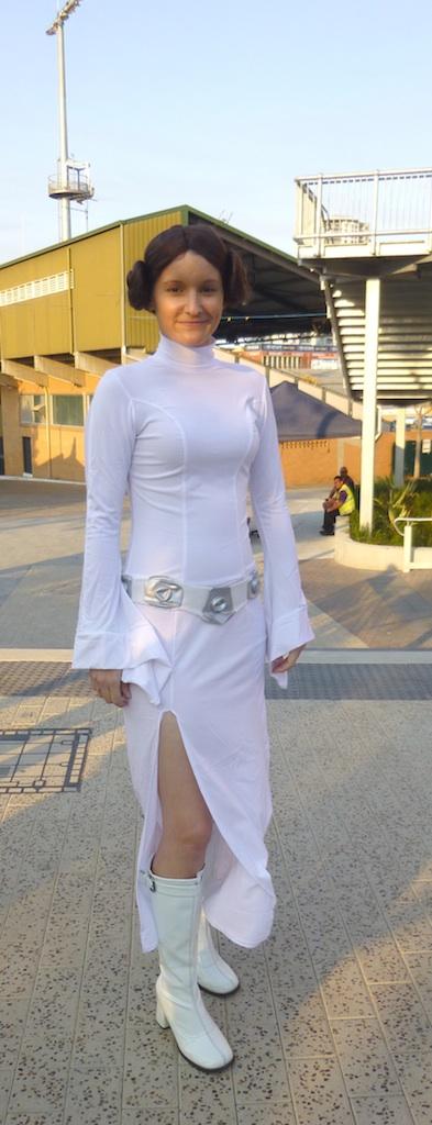 Princess Leia, Star Wars.